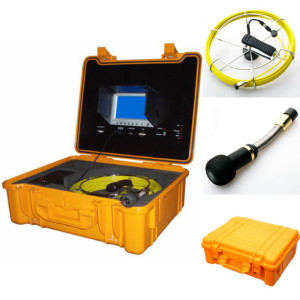 Pipe and Drain Inspection Cameras from CMS Industrial Equipment