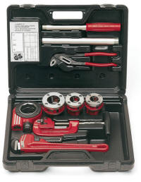 Rothenberger Pipe Service Kit 70614