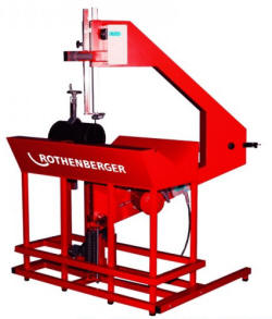 Rothenberger ROWELD® BS 450 at CMS Industrial Equipment