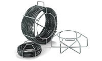 Rothenberger Cable Baskets, Pipe and Drain Cleaning