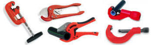 Rothenberger Steel & Plastic Pipe Cutters